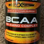 Body fortress bcaa review